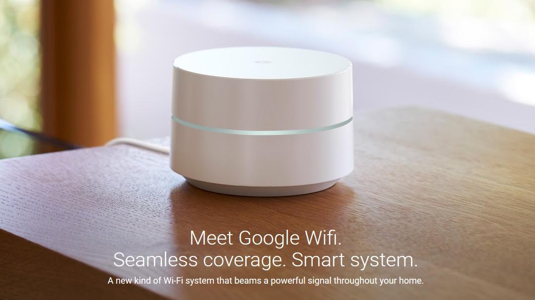 Google предлагает новое решение для простой и безопасной беспроводной связи дома или в офисе