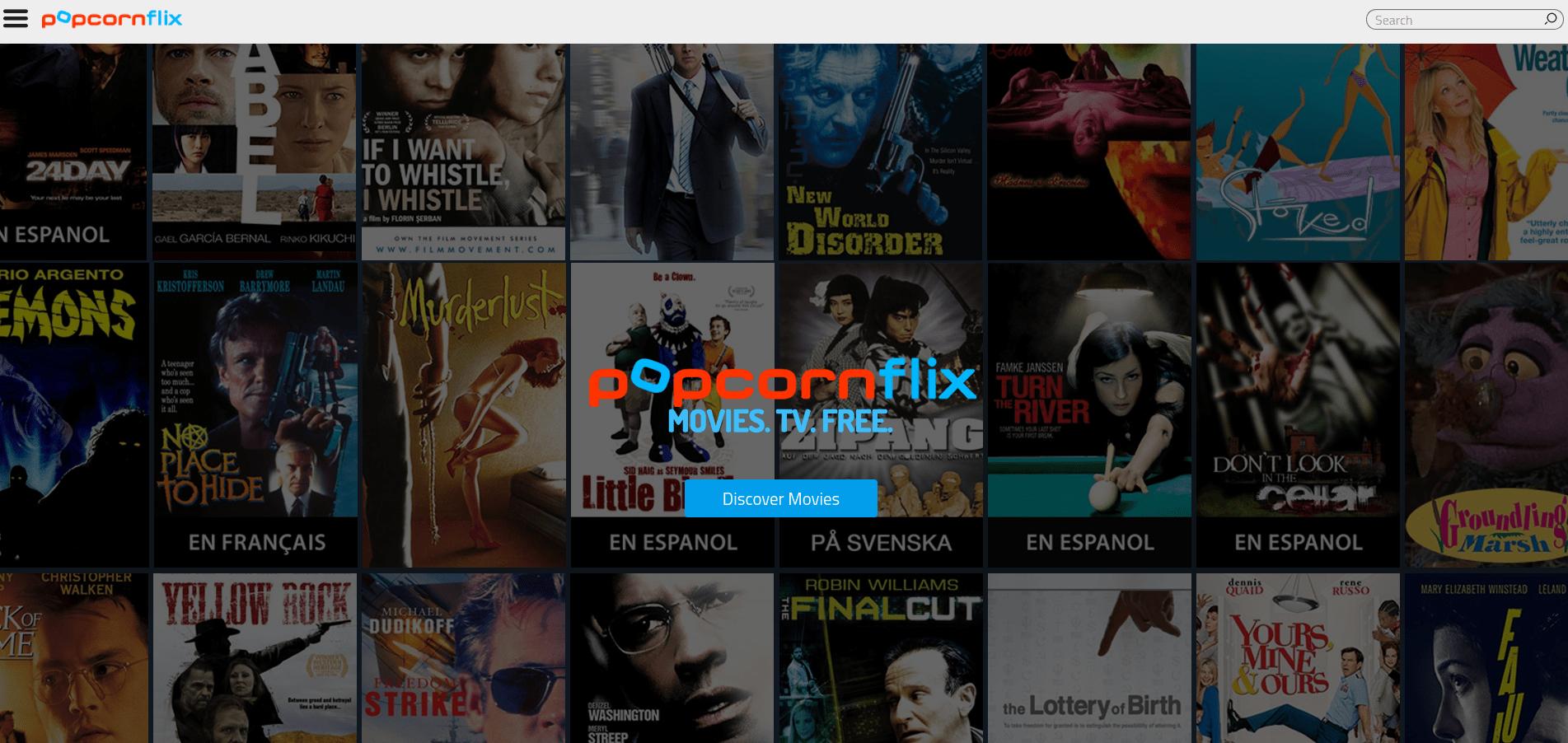 Обзор Popcornflix: все, что нужно знать о бесплатном потоковом сервисе