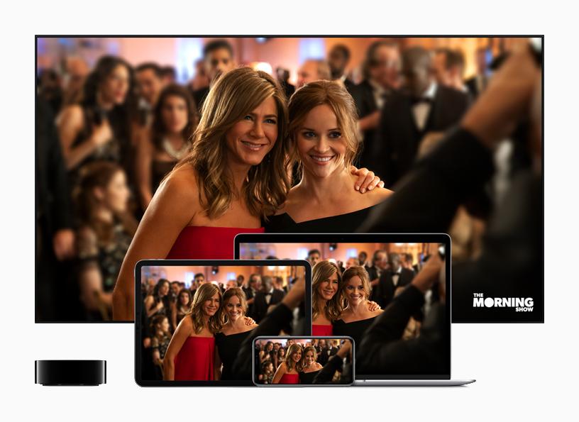 Apple TV Plus: 6 фактов о потоковом сервисе за 5 долларов в месяц