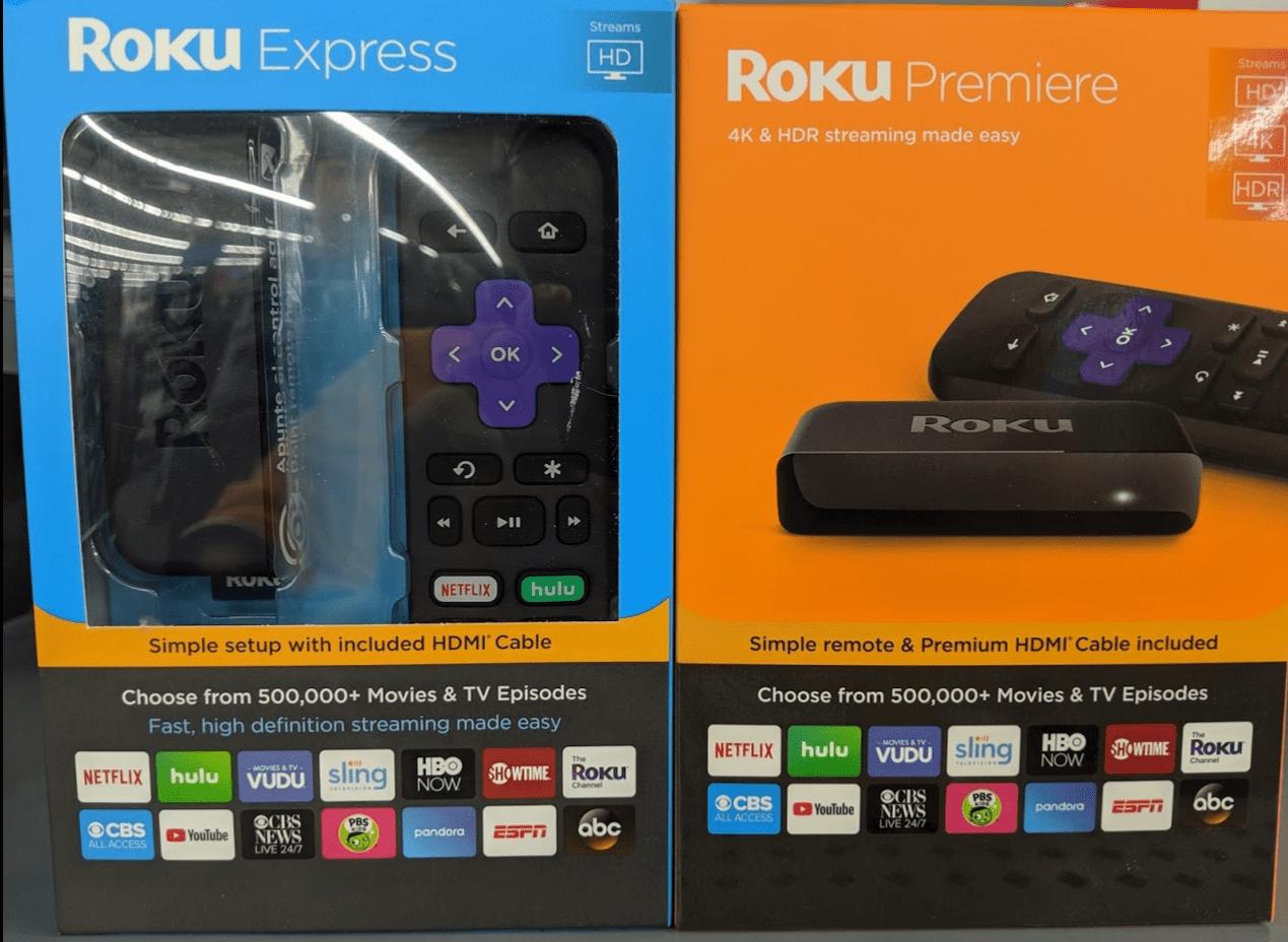 Roku Premiere против Roku Express: 3 причины потратить лишние 10 долларов