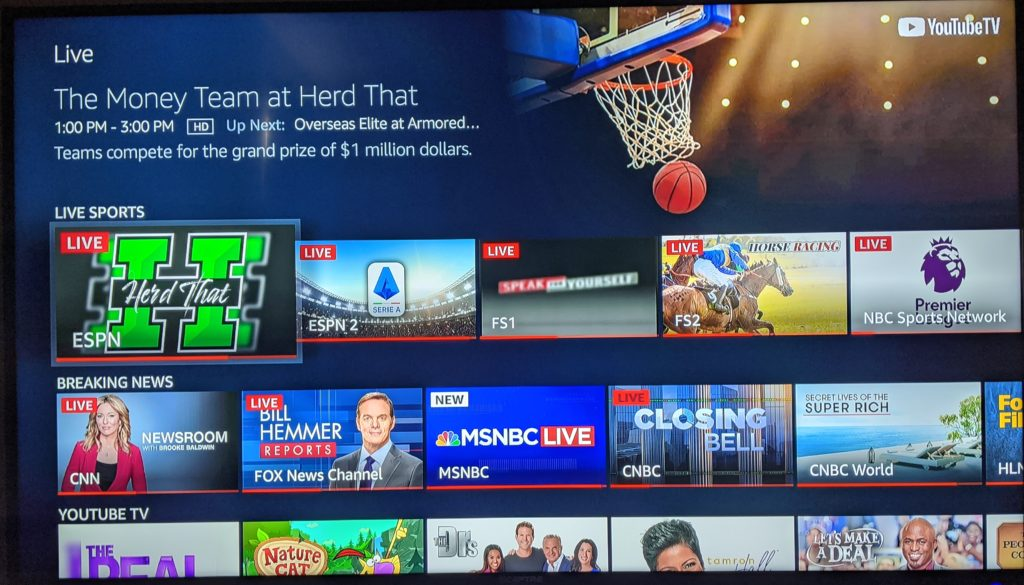 Amazon Fire TV обновляет возможности потоковой передачи с помощью новой функции
