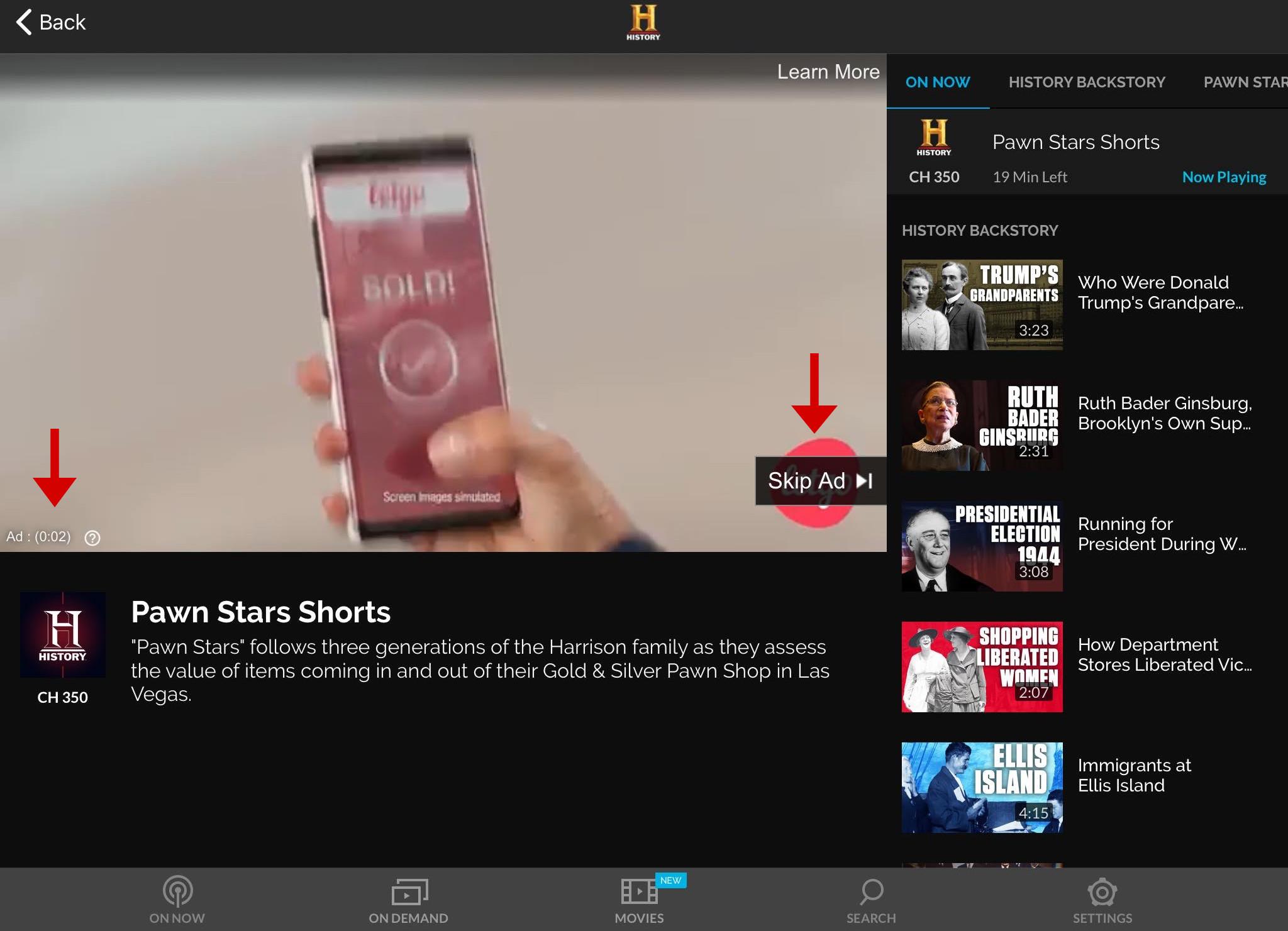 Обзор XUMO: бесплатная трансляция для прямых трансляций и ТВ по запросу