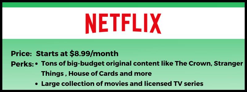 Лучшие сервисы потокового видео за ваши деньги