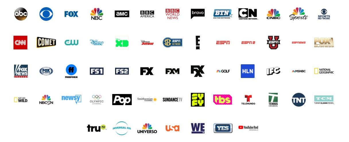 YouTube TV добавляет больше каналов и рынков, увеличивает цену
