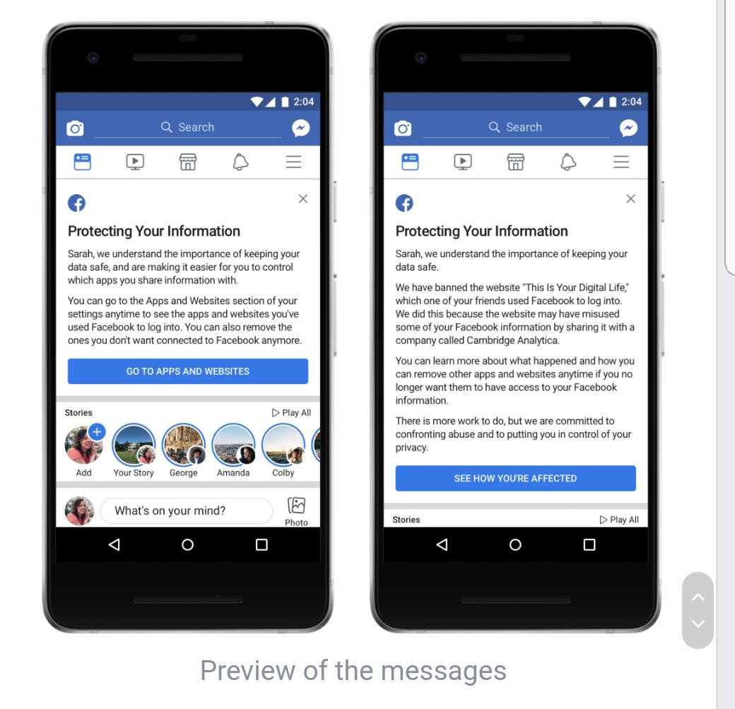 Facebook вносит эти изменения в управление приложениями с понедельника