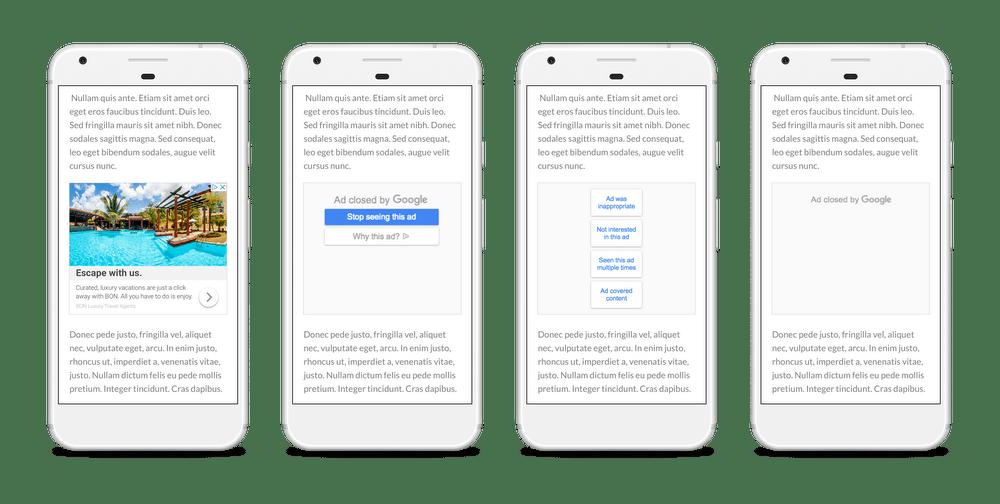 Как заблокировать нежелательную рекламу с помощью этой функции Google
