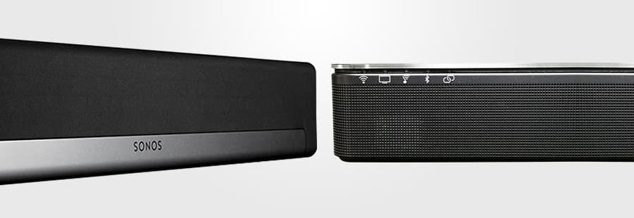 Bose SoundTouch 300 против Sonos Playbar: что выбрать?