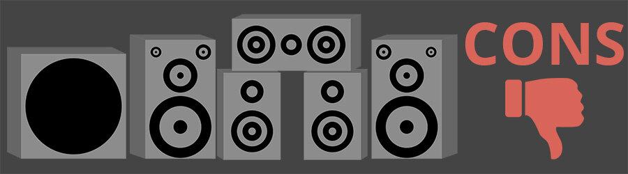 Саундбар против объемного звука: что лучше для вас?