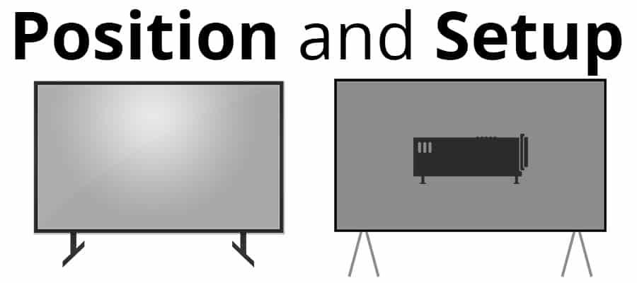 Проектор против телевизора: что для вас лучше?