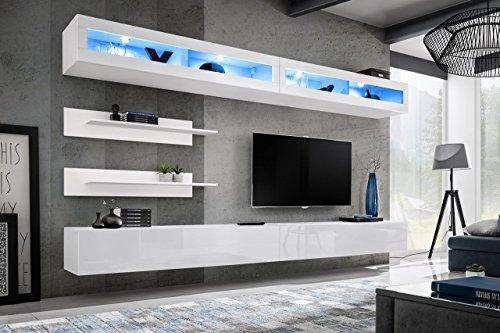 7 лучших развлекательных центров для настенных телевизоров