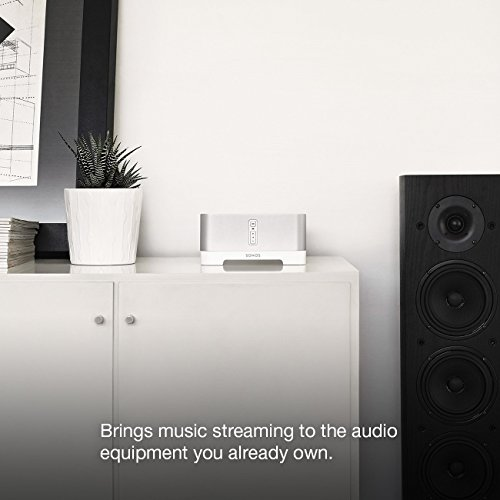Усилитель Sonos Connect: что он делает и как работает