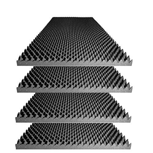 4 лучших изоляционных материала для акустических панелей - домашний кинотеатр своими руками