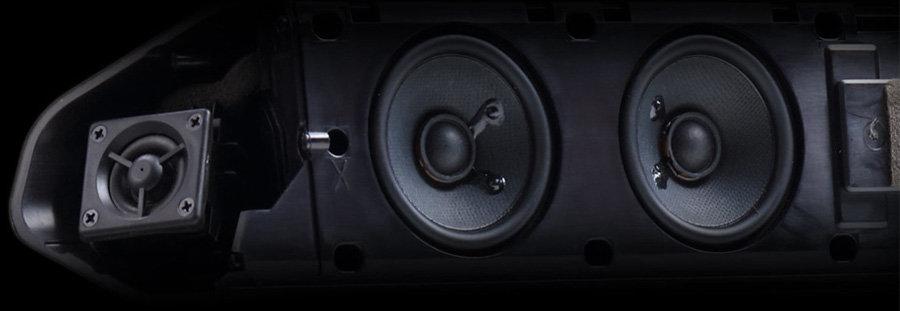 Soundbar против Soundbase: что лучше для вас?